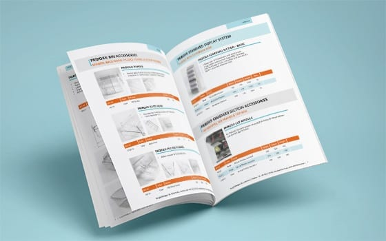 Quickbox product range & brochure