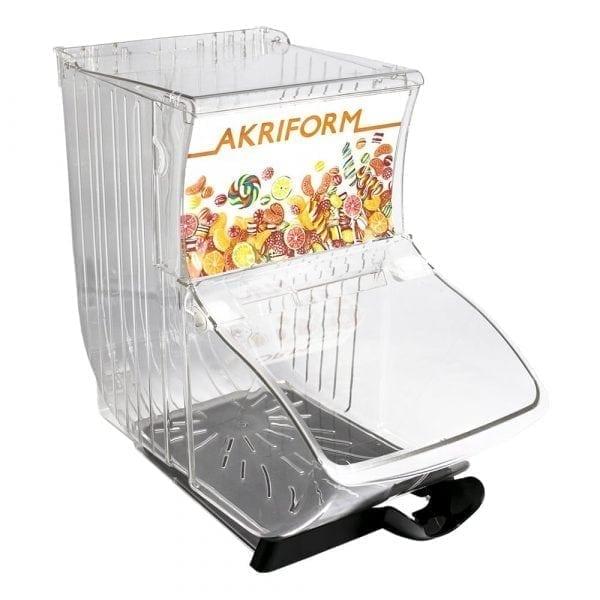 Quickbox with 1 scoop holder