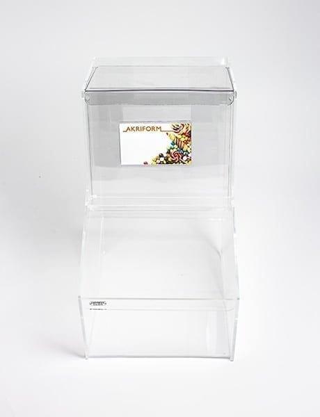 Basic candy bin