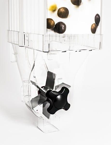 TurnOflex turn dial dispensing