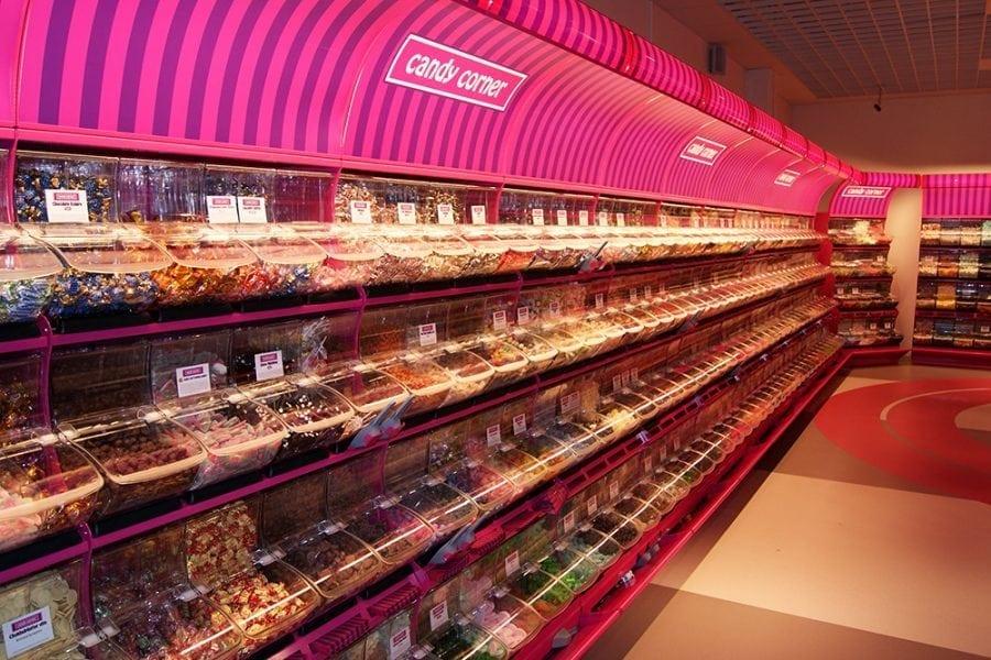 Quickbox, Candy Corner, Sweden