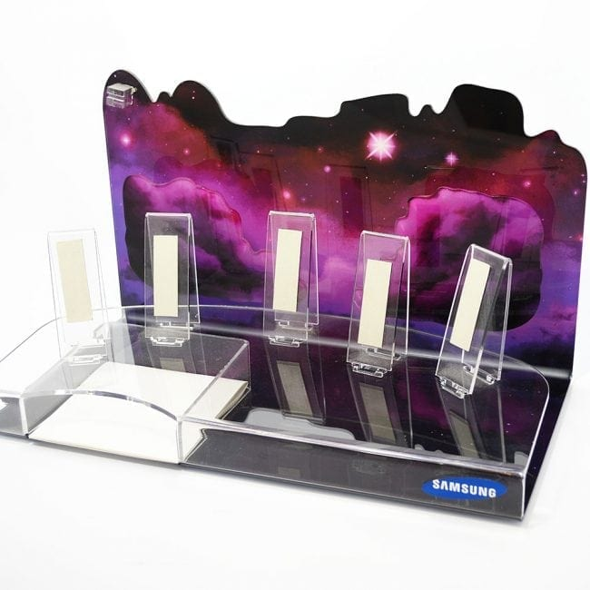 Samsung product display