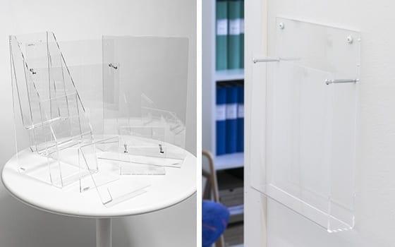 Akriform plexiglass products