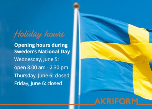 Opening Hours during National Day